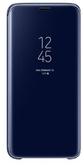 Чехол-книжка Samsung Clear View Standing EF-ZG960 для Galaxy S9,синий