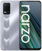 Смартфон realme NARZO 30 4G 6/128GB, серебряный
