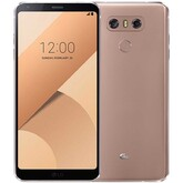 Смартфон LG G6 H870DS 64Gb Gold