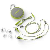 Наушники Bose SoundSport (iOs) Green/Gray