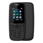 Мобильный телефон Nokia 105 TA-1203 SS с з/у Black