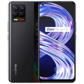 Смартфон realme 8 6/128GB, Cyber Black