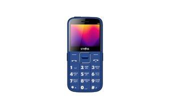 Strike Мобильный телефон Strike S20 Blue