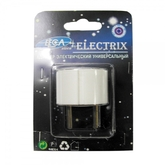 Европереходник розетки ELECTRIX универса ELECTRIX TS201-151