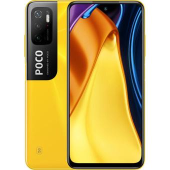 Смартфон Xiaomi POCO M3 Pro 5G 6/128GB RU, желтый