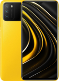 Смартфон Poco M3 4/64Gb Poco Yellow (Желтый) Global Version