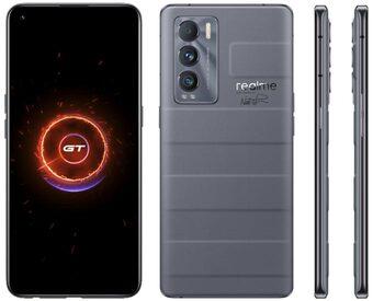 Смартфон realme GT Master Edition 6/128GB, серый