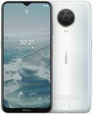 Смартфон Nokia G20 4/128GB, серебристый