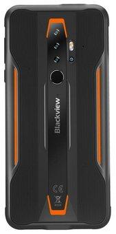 Смартфон Blackview BV6300 Pro 6/128GB, черный/оранжевый