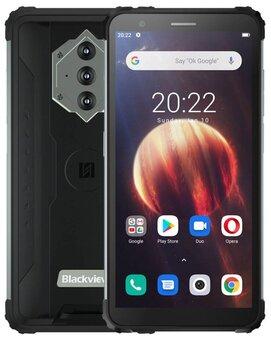 Смартфон Blackview BV6600 4/64GB, black