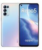 Смартфон OPPO Reno 5 8/128GB, серебристый