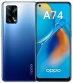 Смартфон OPPO A74 4/128GB, синий