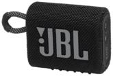 Портативная акустика JBL GO 3, black