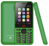 Телефон BQ 2800 Alexandria Green