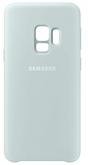 Чехол-накладка Samsung Silicone Cover EF-PG960 для Galaxy S9, синий