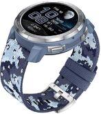 Умные часы HONOR Watch GS Pro (nylon strap), серый камуфляж
