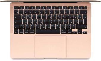"Ноутбук Apple MacBook Air 13 Late 2020 (Apple M1 3200MHz/13.3""/2560x1600/16GB/256GB SSD/Apple graphics 7-core/macOS) Z12A0008Q, золотой"