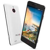 Смартфон ZTE Nubia Z5 mini White EU