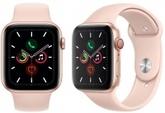 Часы Apple Watch Series 5 GPS 40мм Aluminum Case with Sport Band,золотистый/розовый песок
