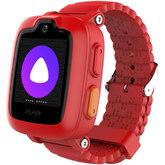 Детские умные часы ELARI KidPhone 3G, красный