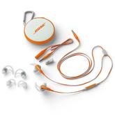Наушники Bose SoundSport (iOs) Orange/Gray