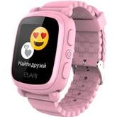 Детские умные часы ELARI KidPhone 2, розовый