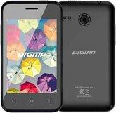 Смартфон Digma FIRST XS350 2G, Black