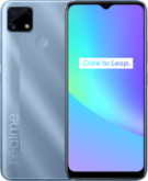 Смартфон realme C25S 4/128GB, water blue