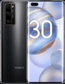 Смартфон Honor 30 Pro+ 8/256GB Midnight Black/Полночный Чёрный