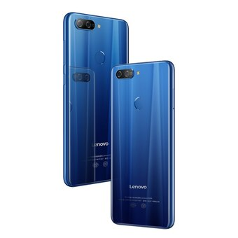 Смартфон Lenovo K5 (K350T) 3/32GB Blue CN