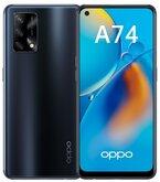 Смартфон OPPO A74 4/128GB, черный