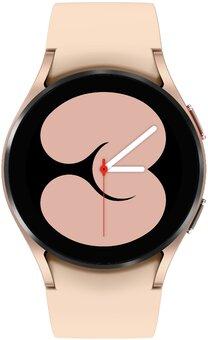 Умные часы Samsung Galaxy Watch4 40мм, розовое золото