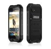 Смартфон  iMAN X5 1+8Gb Black EU